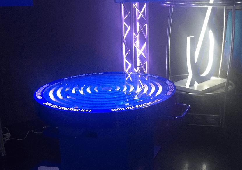 Atrakcje na imprezę firmową: gra labirynt